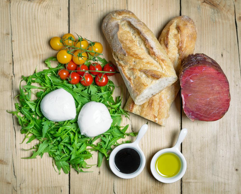 raffinato italian panini