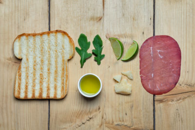 toasted-sandwich-bresaola-rocket-salad-lemon-parmesan-coffee-shop-bristol